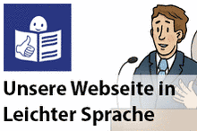 Diese Website in Leichter Sprache